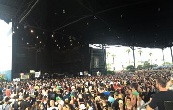 Vans Warped Tour 2016 at the Perfect Vodka Amphitheater in West Palm Beach, Florida
