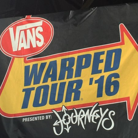 Vans Warped Tour 2016 Presented by Journeys