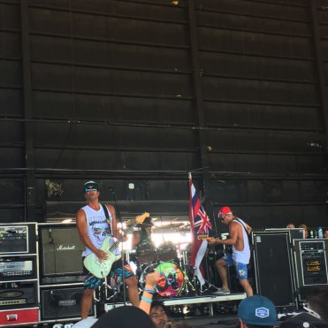 Pepper at Vans Warped Tour 2016 at the Perfect Vodka Amphitheater in West Palm Beach, Florida