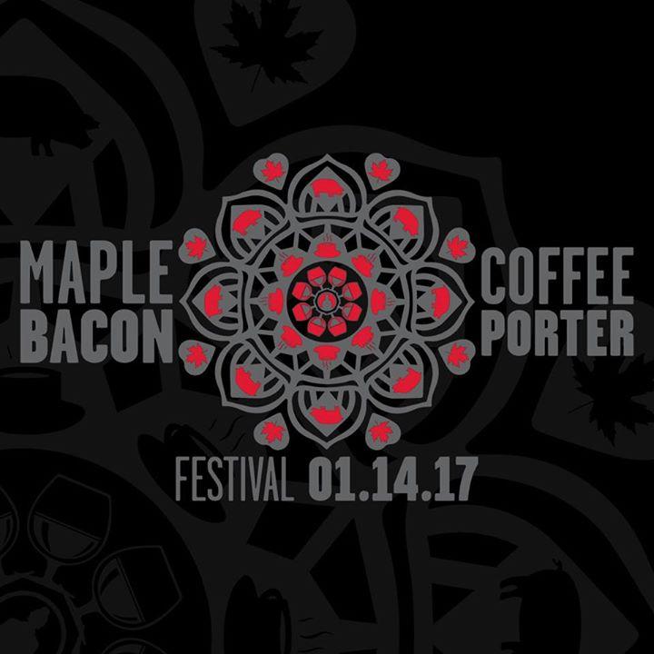 Maple Bacon CoffeePorter