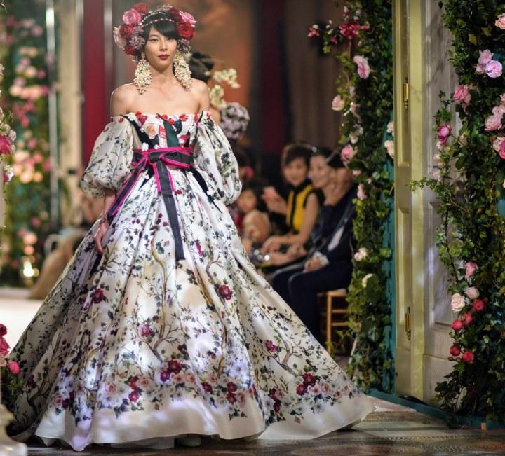 Dolce & Gabbana take Alta Moda toJapan