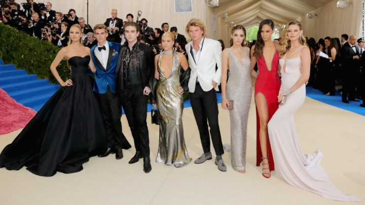 Met Gala's Breathtaking Moments