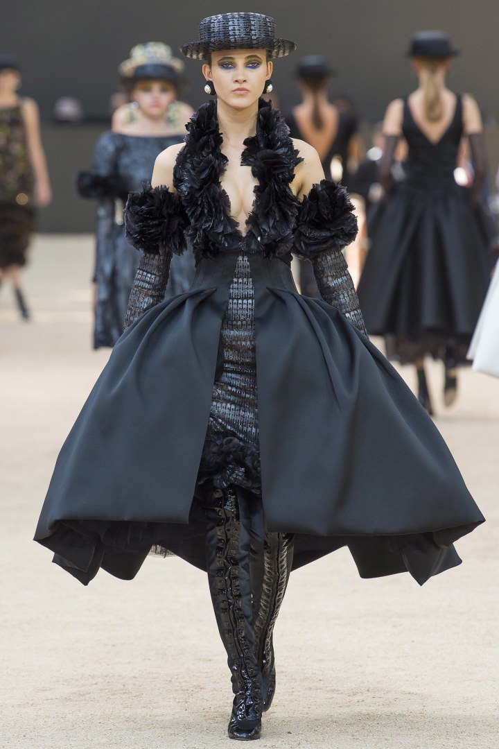 Chanel Fall 2017 Haute Couture