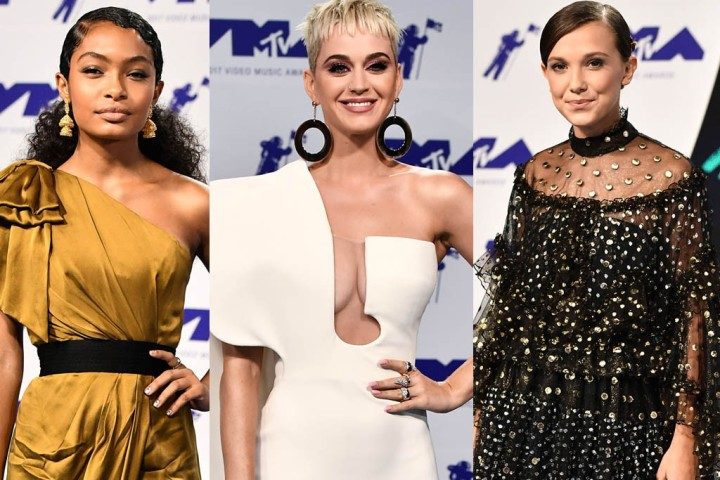 VMA's Best Dressed