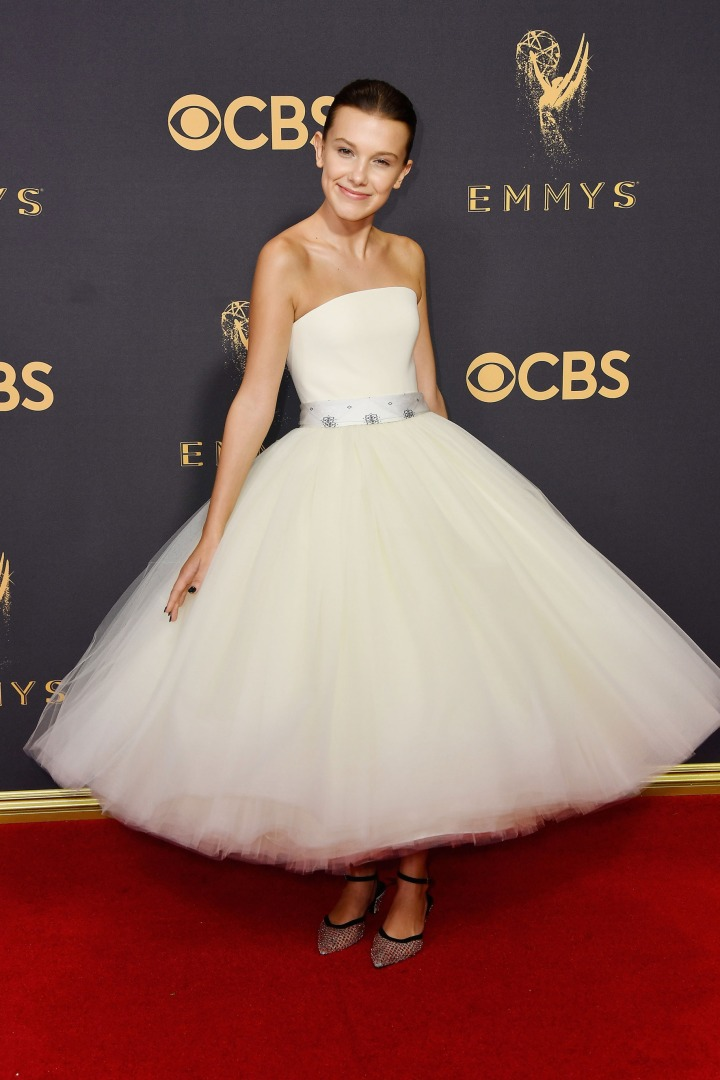 Our Favorite Gowns at the Emmy's Red Carpet