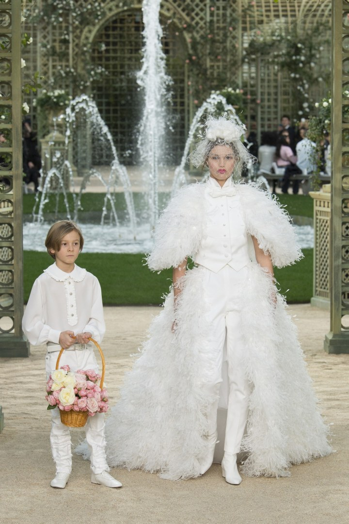 The Brides of Spring Haute CoutureWeek