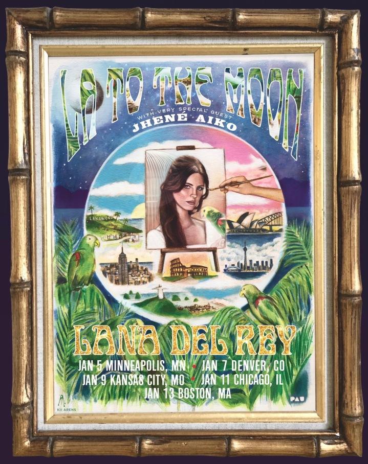 Lana Del Rey Delivers High Drama at theBB&T