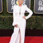 Jamie Lee Curtis in Alexander McQueen