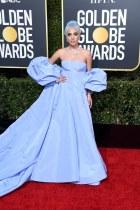 Lady Gaga in Custom Maison Valentino