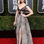 Anne Hathaway in Elie Saab