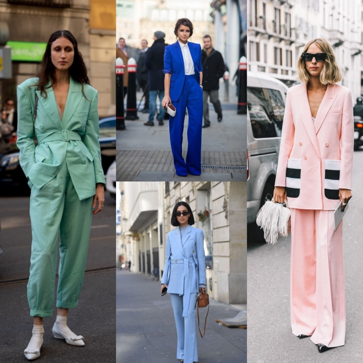 Chic Power Suits to WearToday